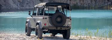 land rover nepal now rover defender 90 nardo grey is built for any beach trip