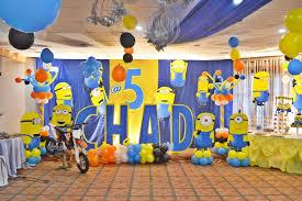 minions birthday party ideas birthday party ideas minion tierra este 25085