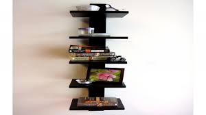 decorative wall shelves vertical spine bookcase spine decorative