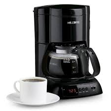 cf coffee maker Mr Coffee NLX5 4Cup Programmable Coffee Maker