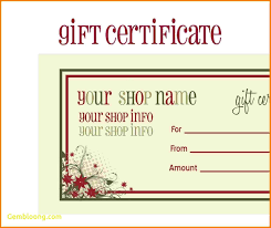 pages templates for gift certificate tupperware gift certificate template save stunning gift certificate