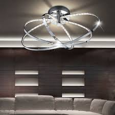 Esszimmer Deckenleuchten Led Elegante Deckenleuchte Aus Besonderen Materialien Prater Lampen