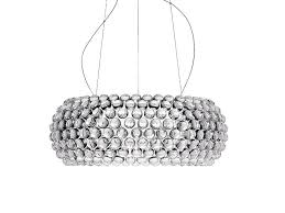 Caboche Ceiling Light Foscarini Caboche Suspension Light Transparent Eames Lighting