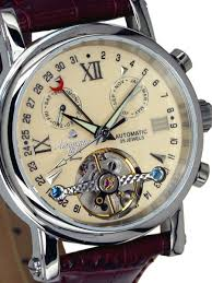 aeromatic 1912 automatic open with month day and