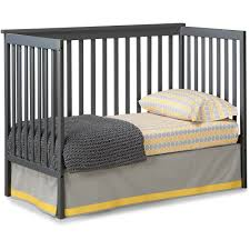 Gray Convertible Cribs by Storkcraft Sheffield Ii 4 In 1 Convertible Crib Gray Walmart Com