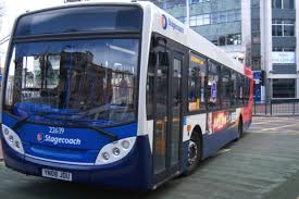 changes to northamptonshire bus services over christmas and new