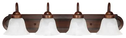 Felix 4 Light Cage Vanity - capital lighting 1034bb 118 4 light vanity fixture burnished