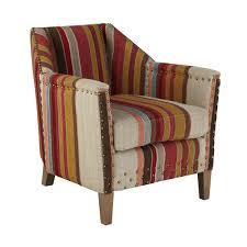 small george club chair oak legs oka