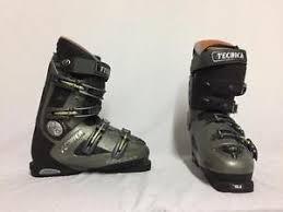 womens size 9 in ski boots tecnic s rival x9 l form ski boot size 9 mondo 26 5