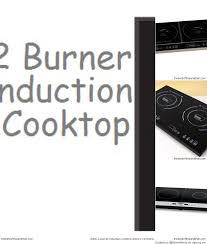 Electric Induction Cooktop Reviews Best 2 Burner Induction Cooktop Electric Reviews 2014 With Image
