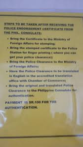 authorization letter ph how to secure police clearance in saudi arabia before or after thoughtskoto