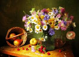 flowers and fruits flowers and fruits flowers nature background wallpapers