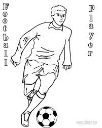 good football player coloring pages 73 for coloring site with