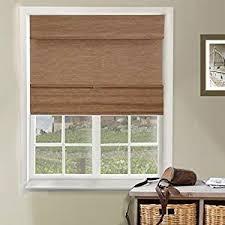 Tweed Roman Blinds Amazon Com Fabric Roman Shades Blinds U0026 Shades Home U0026 Kitchen