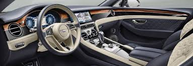 bentley convertible interior 2018 bentley continental gt price specs release date carwow