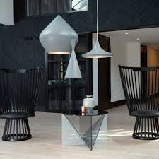 buy the beat stout grey pendant by tom dixon