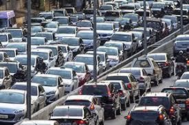 three cities the worst thanksgiving traffic