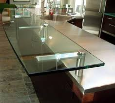 Stainless Steel Outdoor Countertops Brooks Custom by Glass Care And Maintenance Brooks Custom
