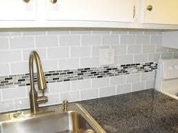 Green Subway Tile Kitchen Backsplash - glass subway tile backsplash interiorhow to install glass subway
