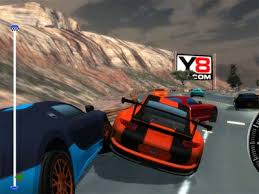 super speed racer game gameflare