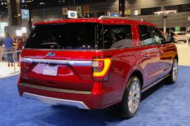 ford expedition red new 2018 ford expedition revealed weighing 300 pounds less