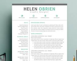 modern resume template cover letter reference letter for