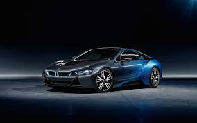 Bmw I8 Black And Blue - download 3424x2140 bmw i8 custom design black and blue sport