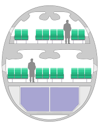 A380 Floor Plan by Seat Configurations Of Airbus A380 Wikipedia