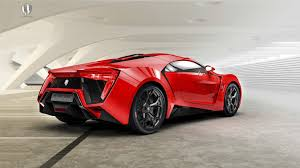 Wallpaper Lykan Hypersport Supercar Sports Car Luxury Cars