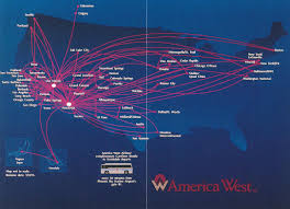 American Airlines Route Map by Oregon Aviation Thread Part 1 Page 4 Airliners Net