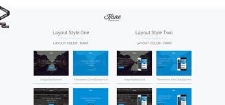 product layout bootstrap best bootstrap landing page templates code geekz