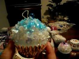 cupcake ornaments how to make cupcake ornaments