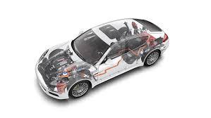 Porsche 911 Hybrid - the plug in hybrid technology