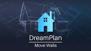 dreamplan home design move walls tutorial youtube