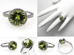 green wedding rings vintage green wedding rings the wedding specialiststhe
