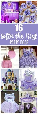 sofia the birthday party ideas sofia the birthday party ideas pretty my party