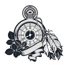 pocket watch tattoo meaning tattoos with meaning
