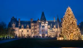 Decorated Homes For Christmas by A Biltmore Christmas U2013 Asheville Lifestyle Magazine