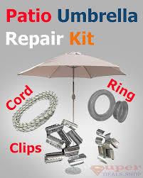 Umbrella Tilt Mechanism Parts by Amazon Com Umbrella Replacement Repair Kit Umbrella Repair Kit