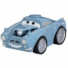 fin mcmissile fisher price disney pixar cars 2 finn mcmissile light shop your