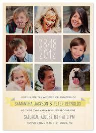 wedding invitations celebration of family at minted com