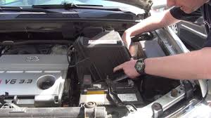 2005 toyota corolla fuel filter toyota highlander engine air intake filter check replace