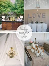 Rustic Shabby Chic Decor by 233 Best Shabby Chic Weddings Images On Pinterest Marriage