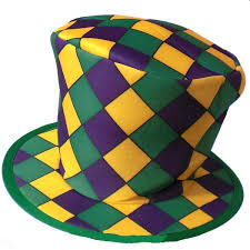 mardi gras hat stove top mardi gras hat mardi gras party supply