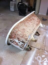 Cast Iron Bathtub Refinishing Bathtub Refinishing Before U0026 After Bay State Refinishing