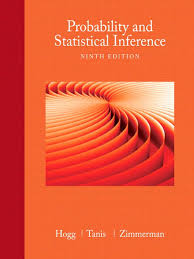 probability and statistical inference 9th edition statistical