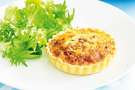 Quiche Blind Bake Or Not Individual Quiche Lorraines