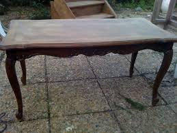 Relooker Une Table Table Basse Repeinte Fabulous Table Basse Ancienne Pied Galb Gris