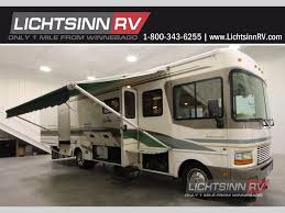 used 2001 fleetwood rv bounder 31w motor home class a at lichtsinn