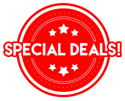 special deals steel city collectibles